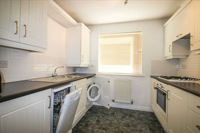 Kitchen of Hindmarsh Drive, Barley Rise, Ashington NE63