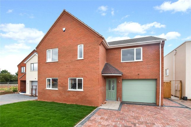 Thumbnail Detached house for sale in Birch Meadows, Battenhall Road, Worcester, Worcestershire