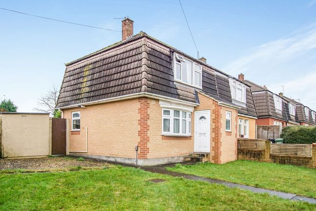 Thumbnail Semi-detached house for sale in Canberra Grove, Filton, Bristol