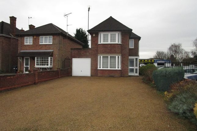 3 bed detached house for sale in Newark Avenue, Dogsthorpe, Peterborough