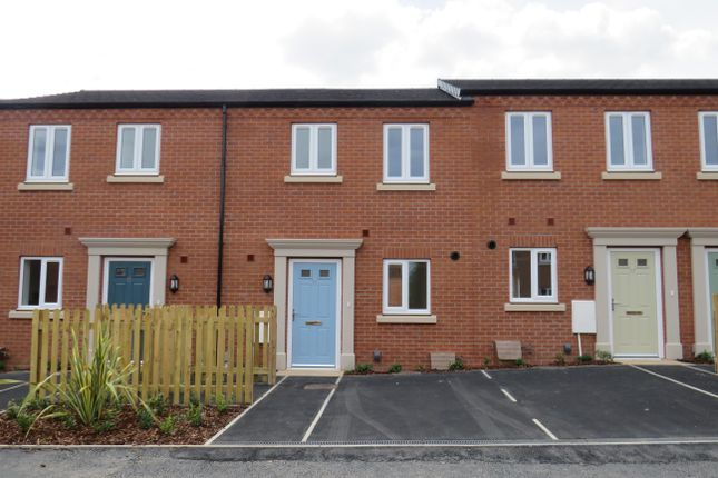 3 bed terraced house to rent in Saxelbye Avenue, Derby DE1