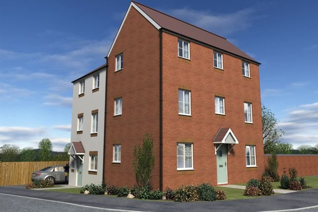 Thumbnail Semi-detached house for sale in Artisan's Walk, Delph Road, Brierley Hill