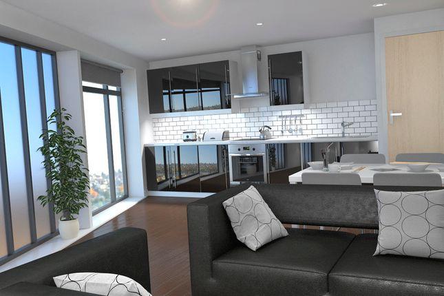 1 bed flat for sale in Egerton Street, Sheffield