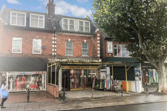 Thumbnail Retail premises for sale in Ealing Road, Wembley, London