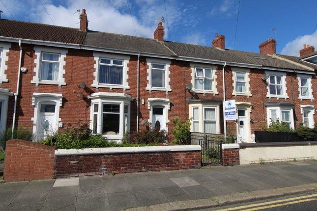 Thumbnail Flat for sale in Wensleydale Terrace, Blyth