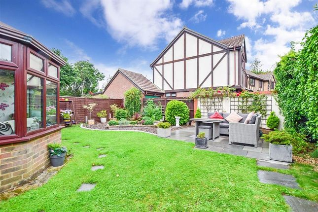 Thumbnail Detached house for sale in St. Marys Close, Sompting, Lancing, West Sussex