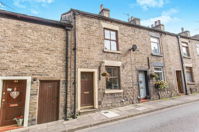 Thumbnail Terraced house for sale in Water Street, Bollington, Macclesfield