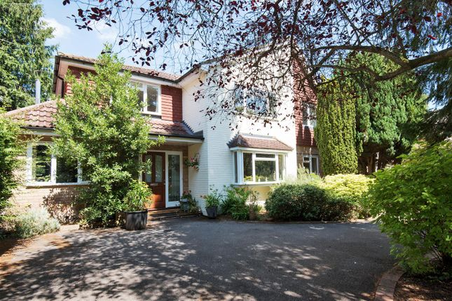 Detached house for sale in Pyrford Heath, Pyrford, Woking