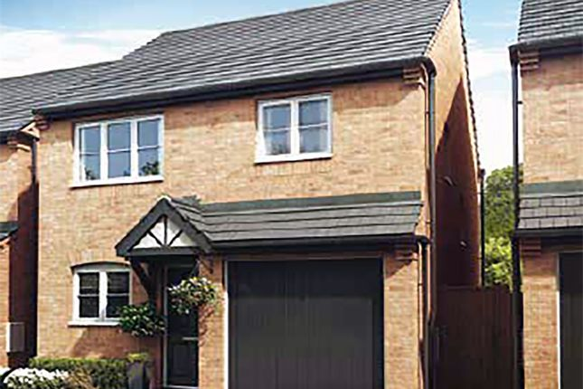 "Thumbnail Detached house for sale in ""The Farnell"" at Darrall Road, Lawley Village, Telford"