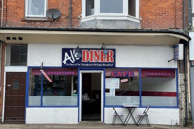 Thumbnail Restaurant/cafe for sale in 'Al'S Diner', 249 Holdenhurst Rd, Bournemouth