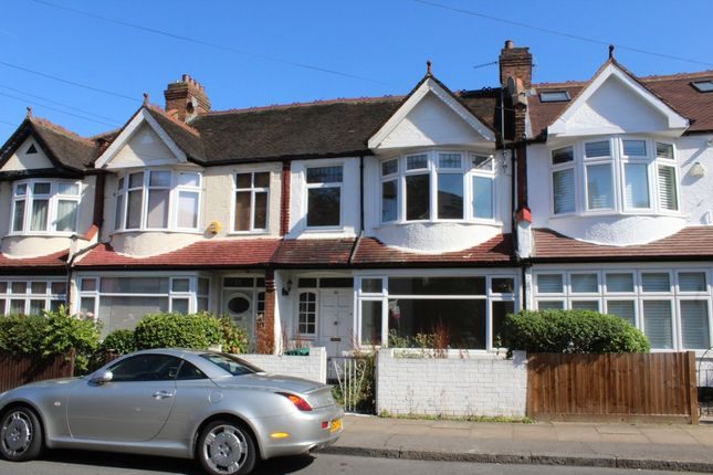 Thumbnail Terraced house for sale in Selby Road, London