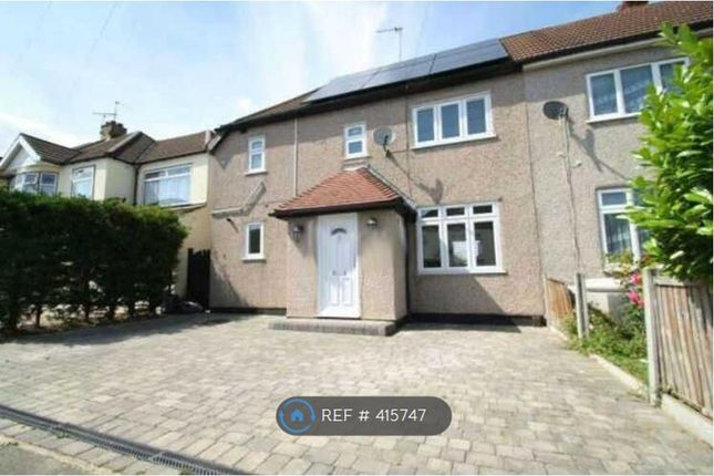Thumbnail Semi-detached house to rent in Heaton Avenue, Romford