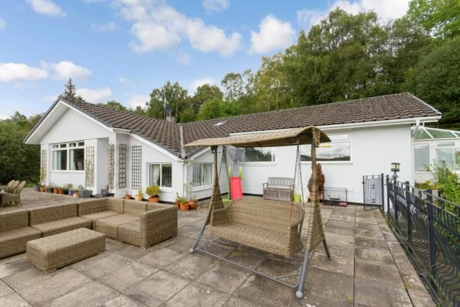 Thumbnail Bungalow for sale in Stuckenduff Road, Shandon, Helensburgh, Argyll & Bute