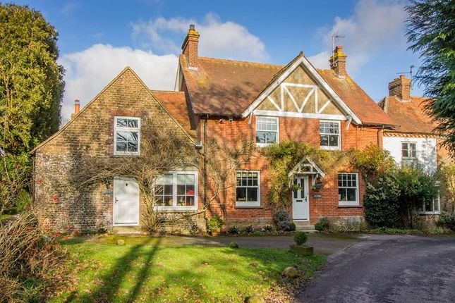 Thumbnail End terrace house for sale in Church Street, Liss