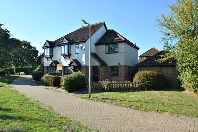 Thumbnail End terrace house for sale in Washford Glen, Didcot