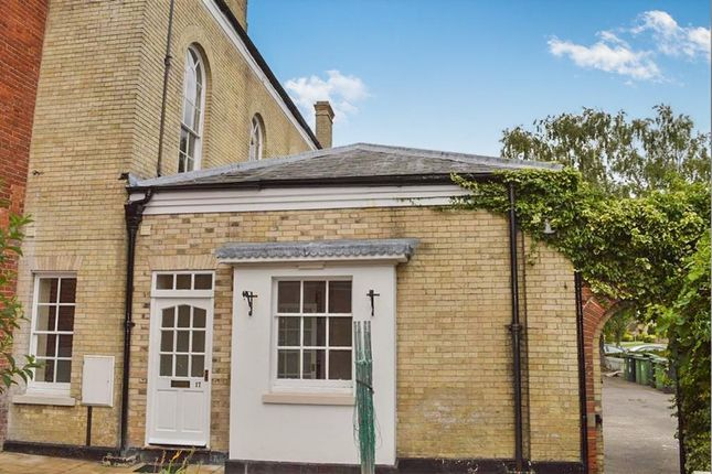 Thumbnail Flat for sale in Beech Close, Swaffham