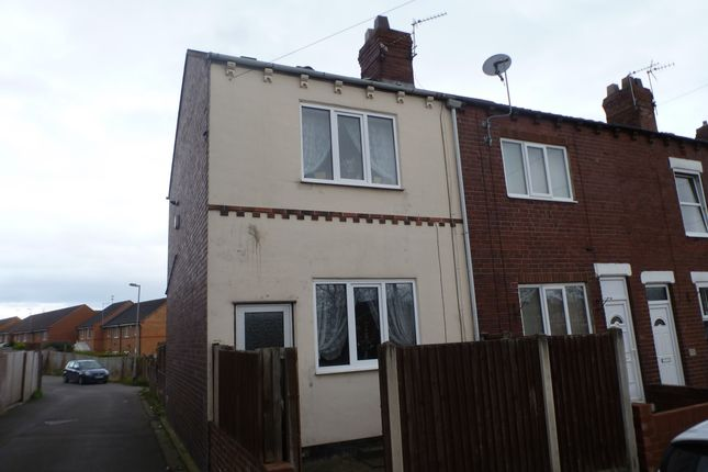 Thumbnail End terrace house to rent in Church Lane, Normanton