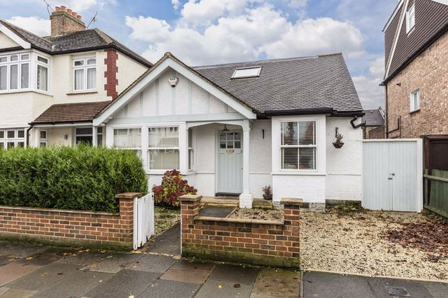 Thumbnail Bungalow to rent in Erlesmere Gardens, London