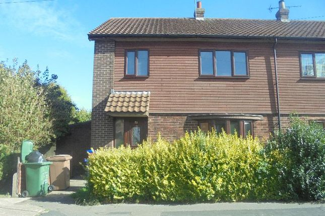 Thumbnail 3 bed semi-detached house for sale in Northfield, Keyingham