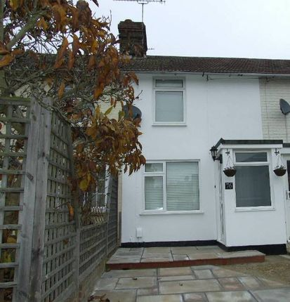 Thumbnail Cottage to rent in Birling Road, Snodland