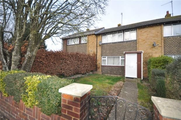 Thumbnail Terraced house for sale in Western Way, Basingstoke, Hampshire