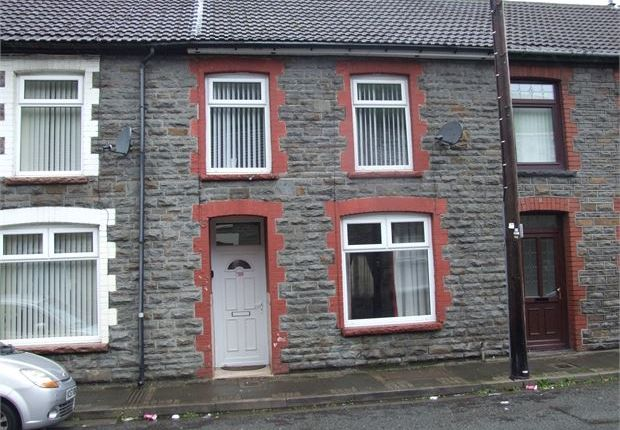 Thumbnail Terraced house to rent in Ynyscynon Road, Trealaw, Tonypandy, Rhondda Cynon Taff.