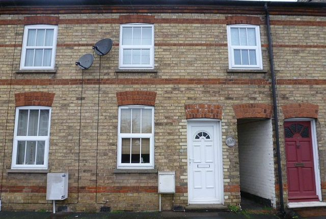 Thumbnail Terraced house to rent in York Yard, High Street, Buckden, St. Neots