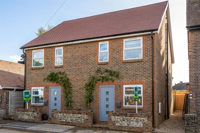Thumbnail Semi-detached house for sale in Burndell Road, Yapton, West Sussex