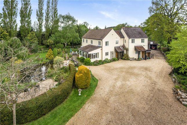 Thumbnail Detached house for sale in Shillingstone Lane, Okeford Fitzpaine, Blandford Forum, Dorset