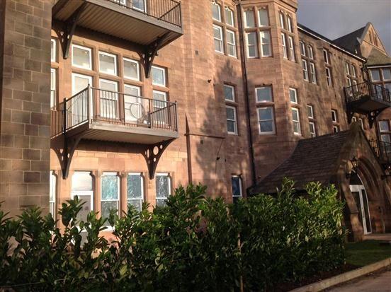 Thumbnail Flat to rent in Kershaw Drive, Lancaster