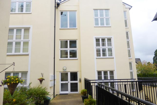Thumbnail Flat to rent in Courtenay Park Road, Newton Abbot