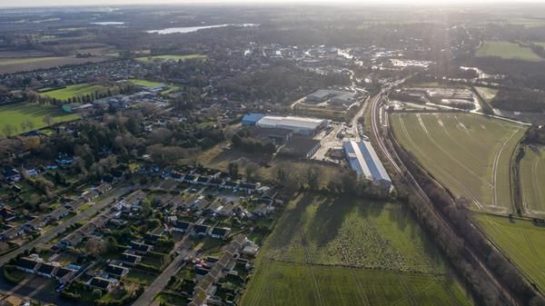 Thumbnail Commercial property for sale in Tunstead Road, Hoveton, Norwich, Norfolk