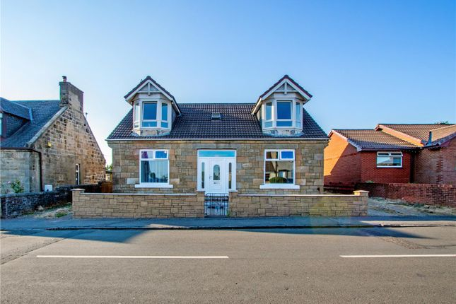 Thumbnail Detached house for sale in Springhill Road, Shotts, North Lanarkshire