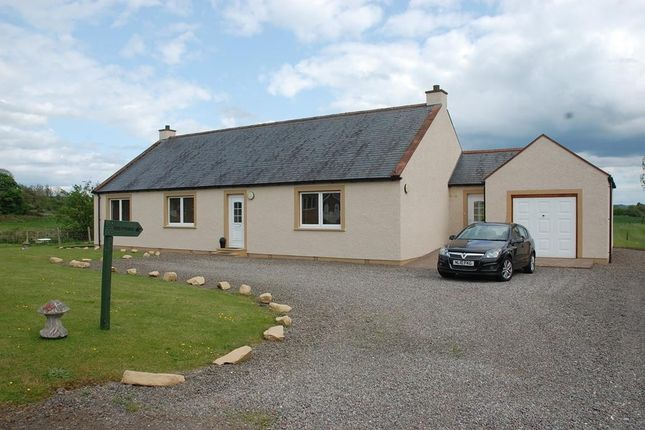 Thumbnail Detached bungalow for sale in Greyfriars, Townhead Of Greenlaw, Castle Douglas