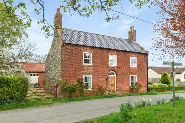 Thumbnail Detached house for sale in Thursford Road, Great Snoring, Fakenham