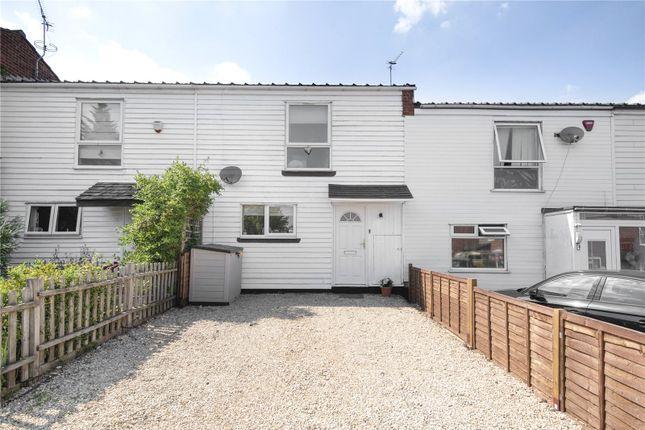 Terraced house for sale in Shorediche Close, Ickenham, Uxbridge, Middlesex