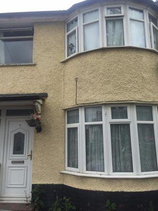 Thumbnail Terraced house for sale in Abercorn Crescent, South Harrow, Harrow