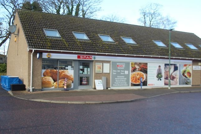 Thumbnail Retail premises for sale in Leasehold - Spar Convenience Store, Retail Park, Dornoch
