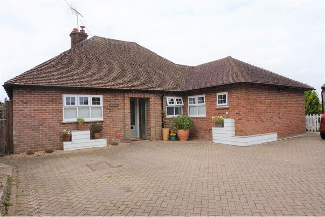 Thumbnail Detached bungalow for sale in Bower Road, Mersham