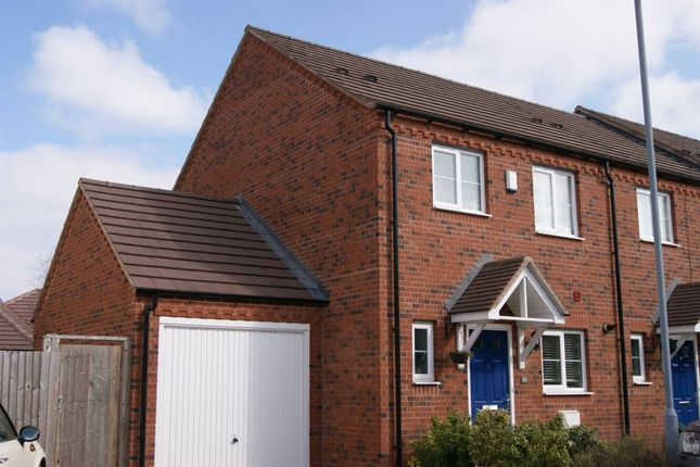 Thumbnail Terraced house to rent in Martley Close, Binley, Coventry
