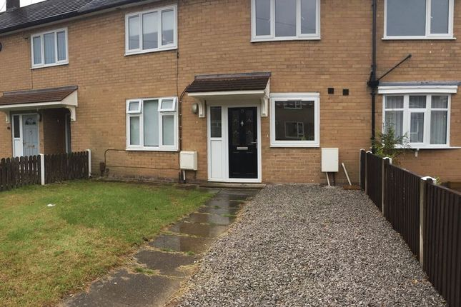Thumbnail Terraced house to rent in Pickmere Road, Handforth, Wilmslow