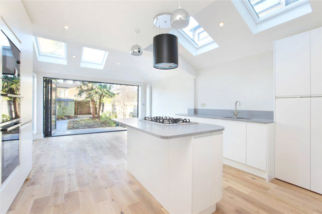 Thumbnail Terraced house to rent in Bellamy Street, Clapham South, London