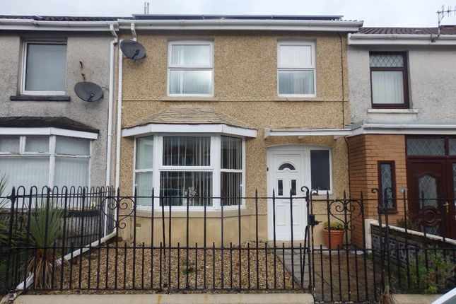 Thumbnail Semi-detached house to rent in Coronation Road, Llanelli