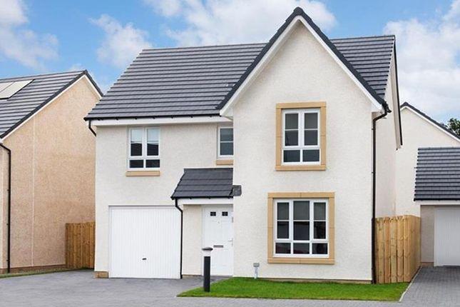 "Thumbnail Detached house for sale in ""Dunbar"" at Ayton Park South, East Kilbride, Glasgow"