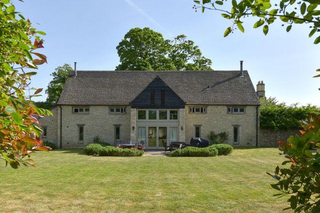 Thumbnail Barn conversion for sale in Chestlion Lane, Clanfield, Bampton, Oxfordshire