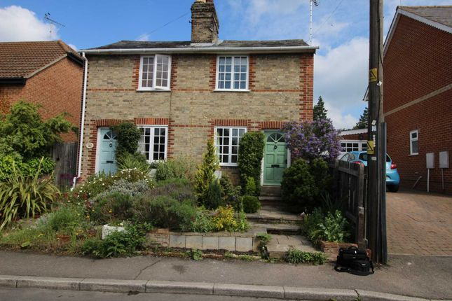 Thumbnail Semi-detached house for sale in Robinsbridge Road, Coggeshall, Colchester