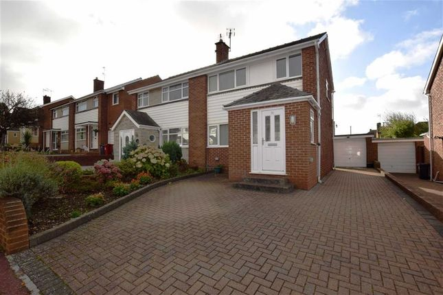 3 bed semi-detached house for sale in Cypress Walk, Barrow In Furness, Cumbria