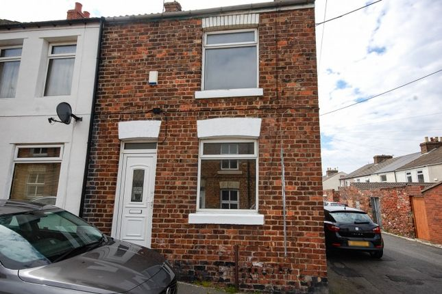 Thumbnail End terrace house to rent in William Street, Skelton-In-Cleveland, Saltburn-By-The-Sea