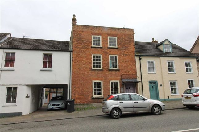 Thumbnail Town house to rent in St. Peters Close, Church Road, Newnham