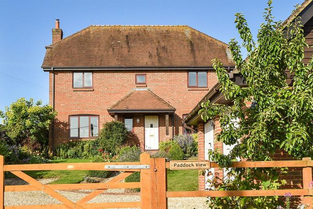 Thumbnail Detached house for sale in Hurstbourne Priors, Whitchurch